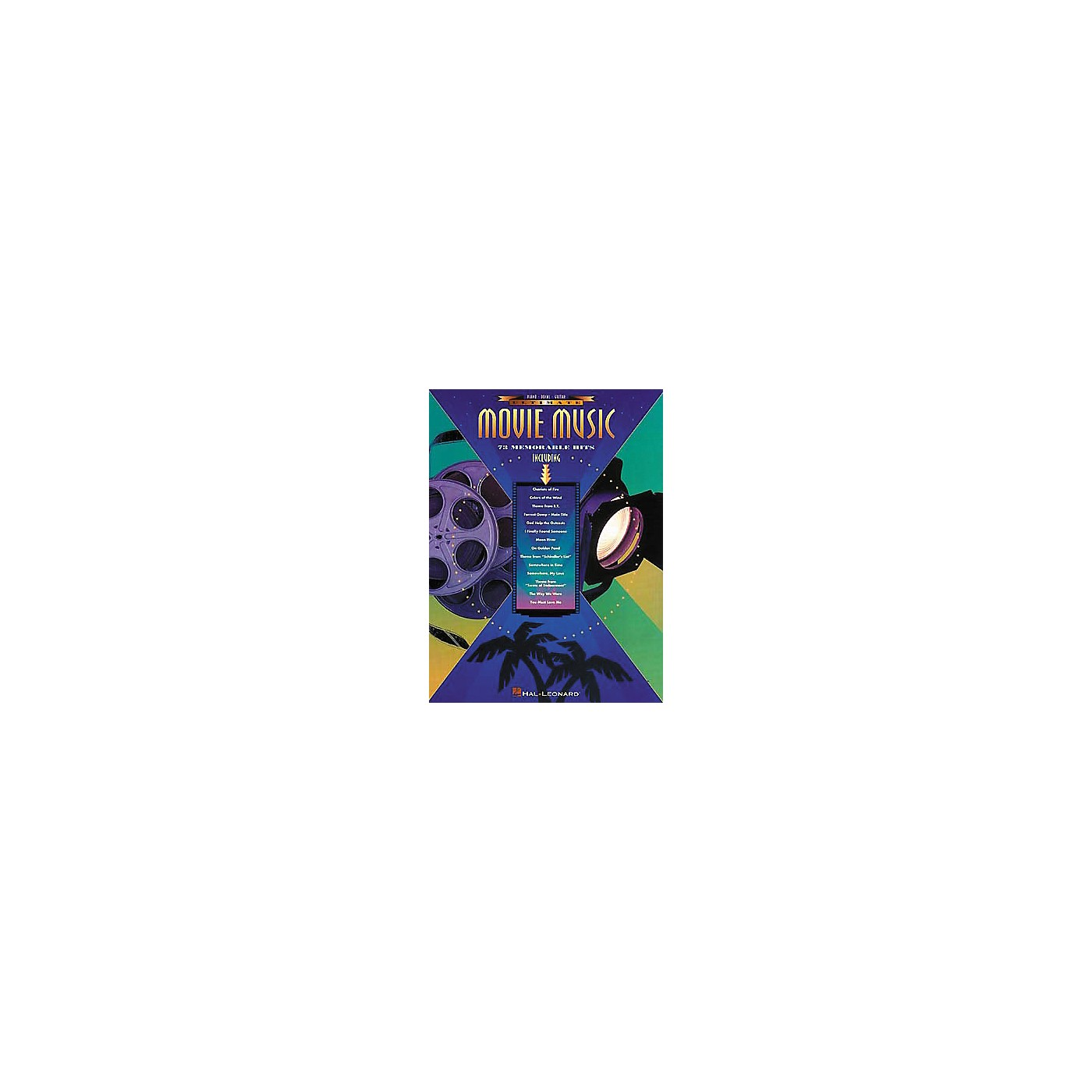 Hal Leonard Ultimate Movie Music Piano, Vocal, Guitar Songbook thumbnail