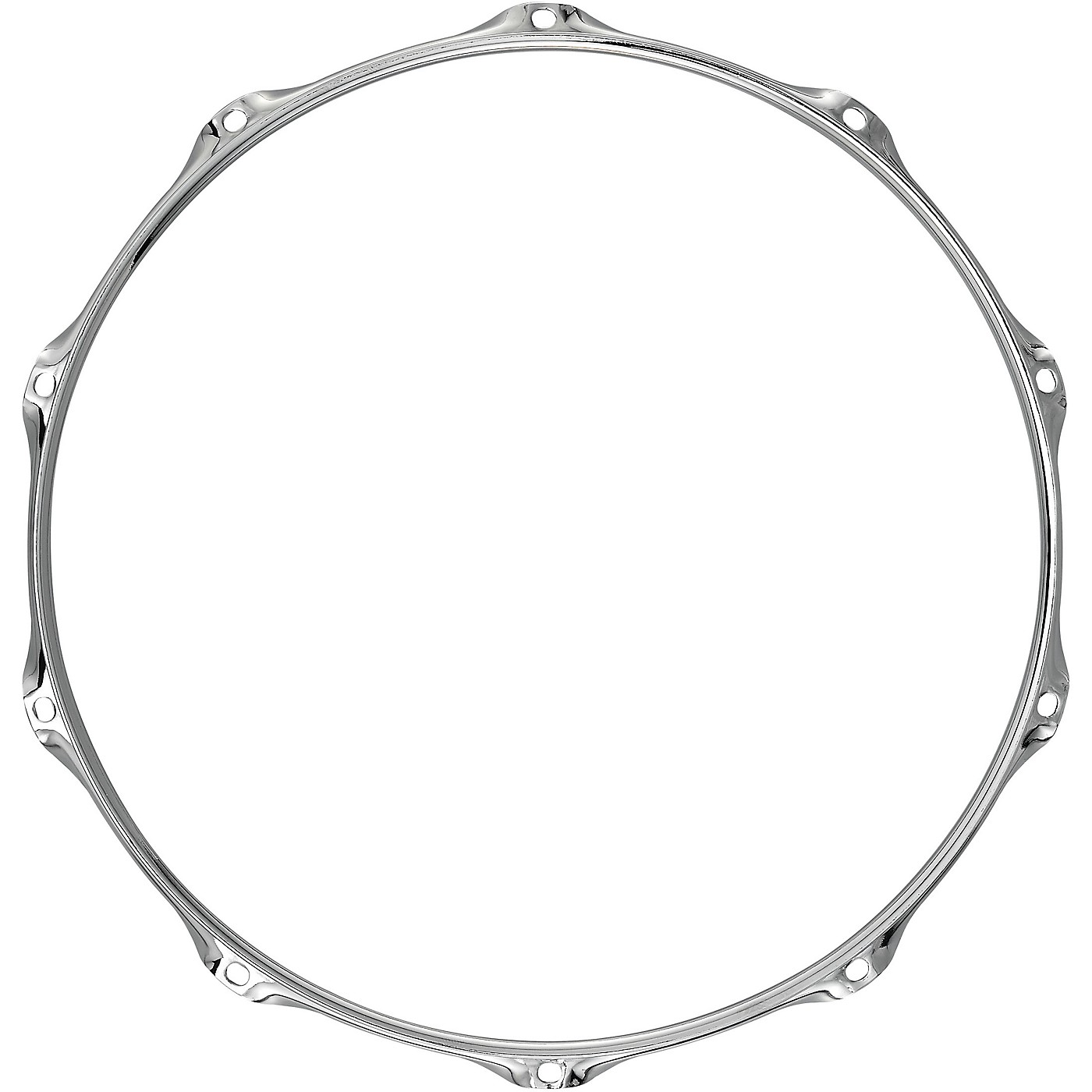 TAMA Ultimate Steel Mighty Hoop, Batter Side, 10 Holes thumbnail