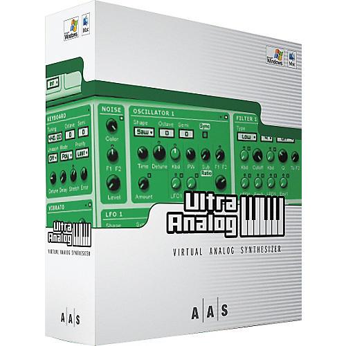 AAS Ultra Analog Virtual Synthesizer-thumbnail