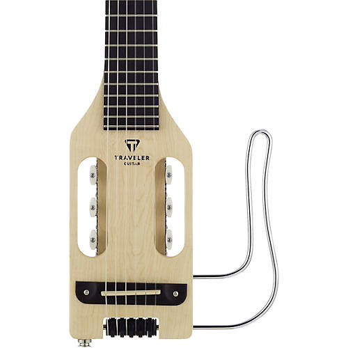 Traveler Guitar Ultra-Light Nylon Acoustic-Electric Travel Guitar thumbnail