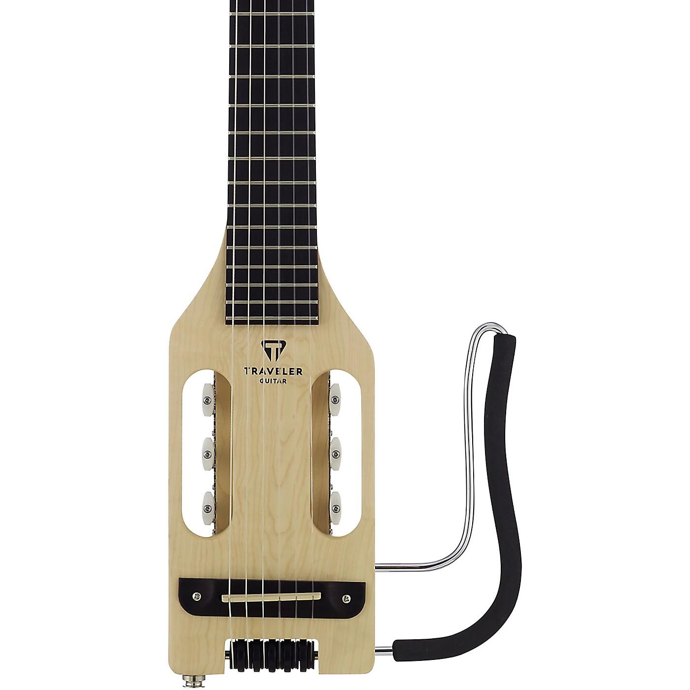 Traveler Guitar Ultra-Light Nylon Maple Nylon-Electric Guitar thumbnail