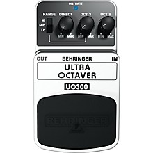 Behringer Ultra Octaver UO300 3-Mode Octaver Effects Pedal
