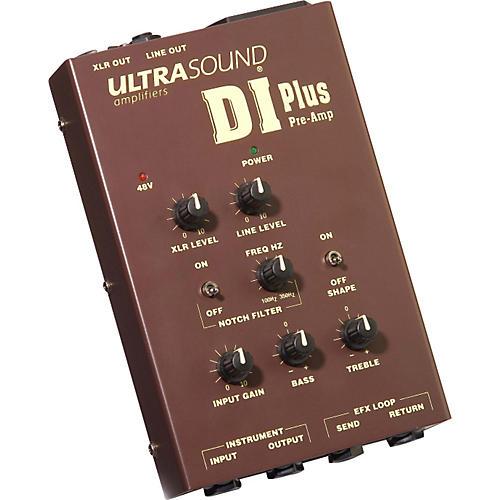 Ultrasound Ultra PDI Preamp DI thumbnail
