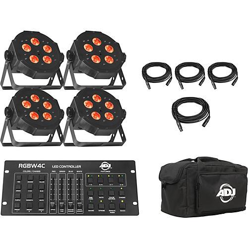American DJ Ultra Quad Pak Pro thumbnail