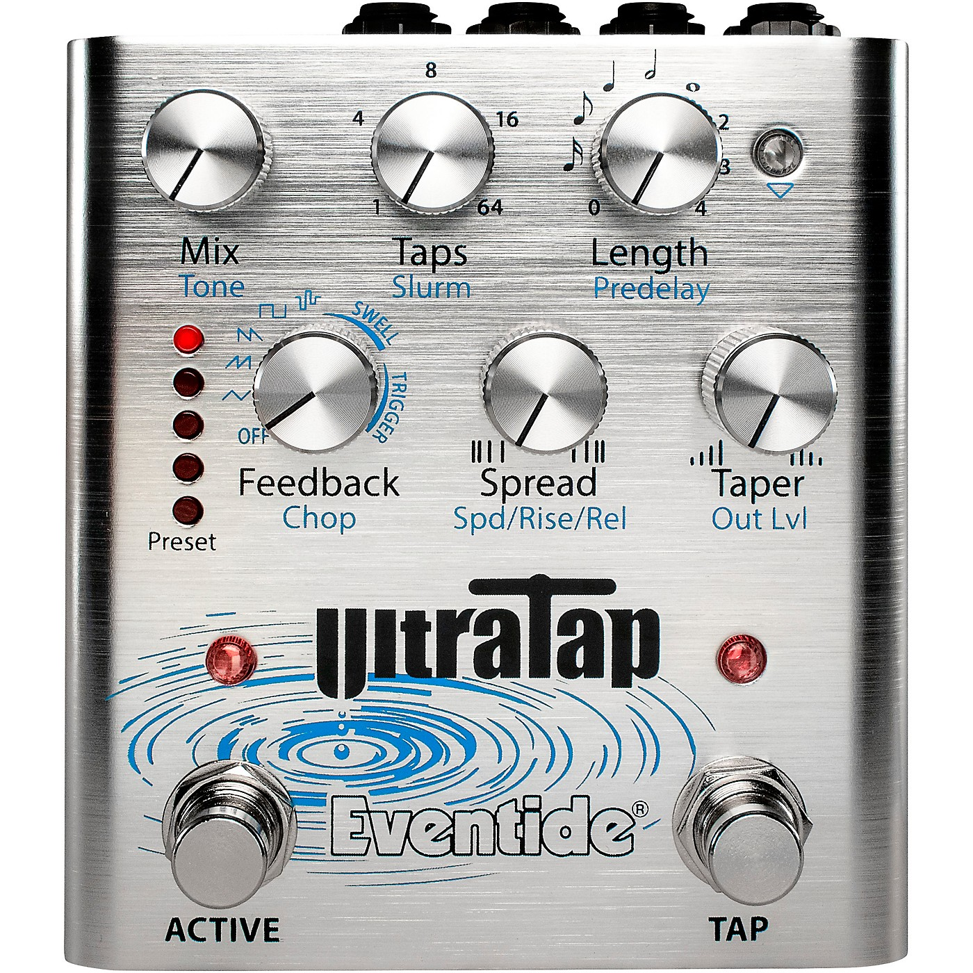 Eventide UltraTap Delay/Reverb Multi-Tap Effects Pedal thumbnail