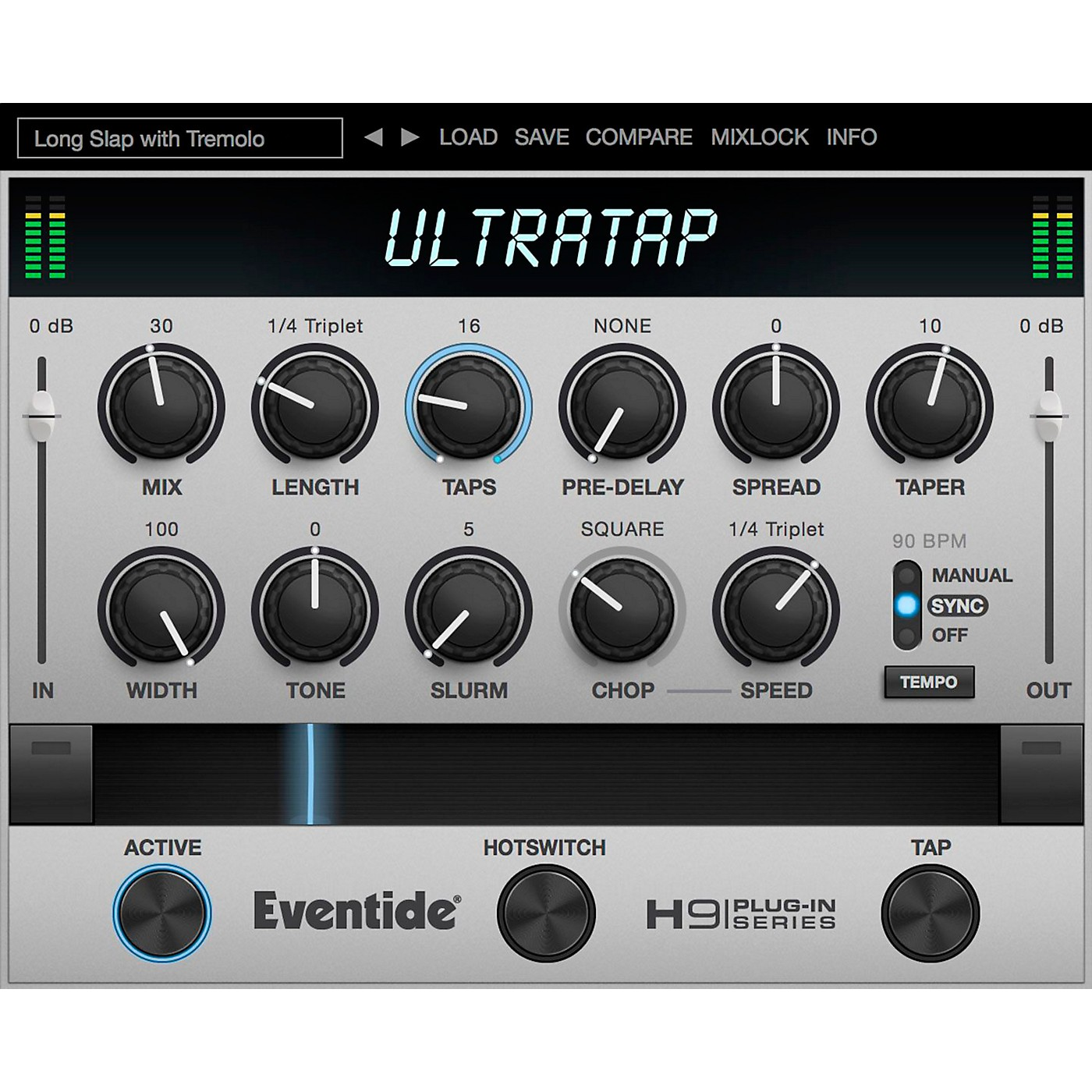 Eventide UltraTap Software Download thumbnail