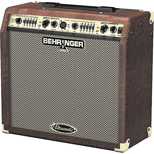 Behringer Ultracoustic ACX450 Acoustic Guitar Amplifier thumbnail