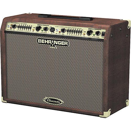Behringer Ultracoustic ACX900 Acoustic Guitar Amplifier thumbnail