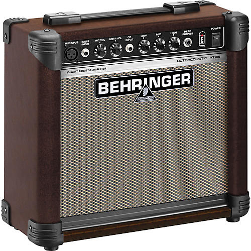 Behringer Ultracoustic AT108 Acoustic Combo Amp thumbnail