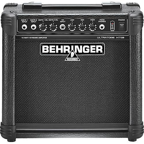 Behringer Ultratone KT108 15w Keyboard Amplifier thumbnail