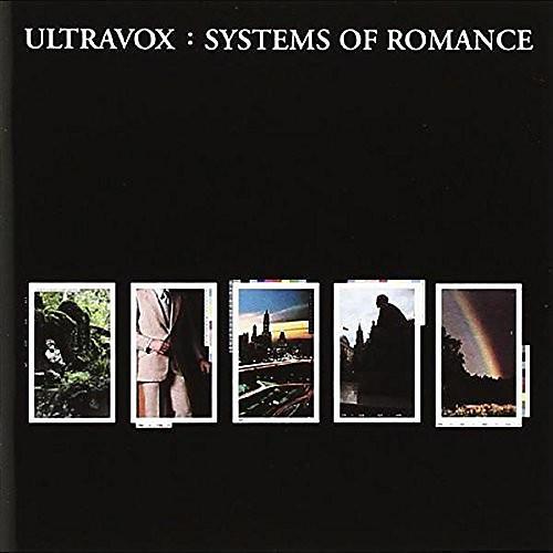 Alliance Ultravox - Systems Of Romance (White Vinyl) thumbnail