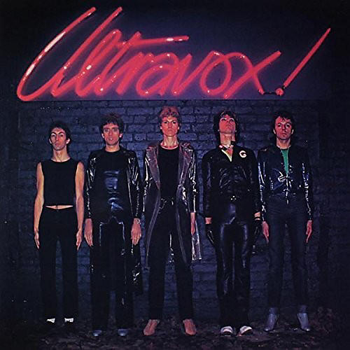 Alliance Ultravox - Ultravox! (Red Vinyl) thumbnail