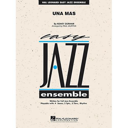 Hal Leonard Una Mas Jazz Band Level 2 Arranged by Paul Murtha thumbnail