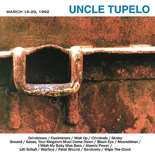 Alliance Uncle Tupelo - March 16-20, 1992 thumbnail