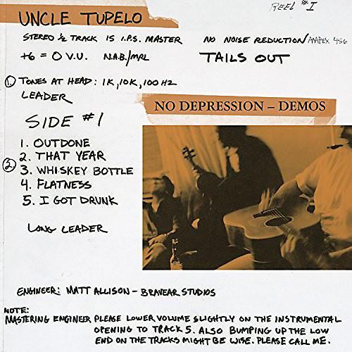 Alliance Uncle Tupelo - No Depression - Rarities thumbnail