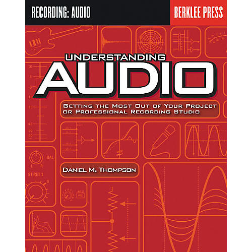 Berklee Press Understanding Audio Book thumbnail