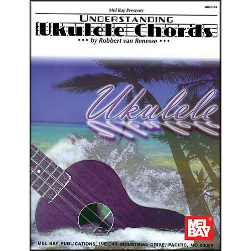 Mel Bay Understanding Ukulele Chords Book thumbnail