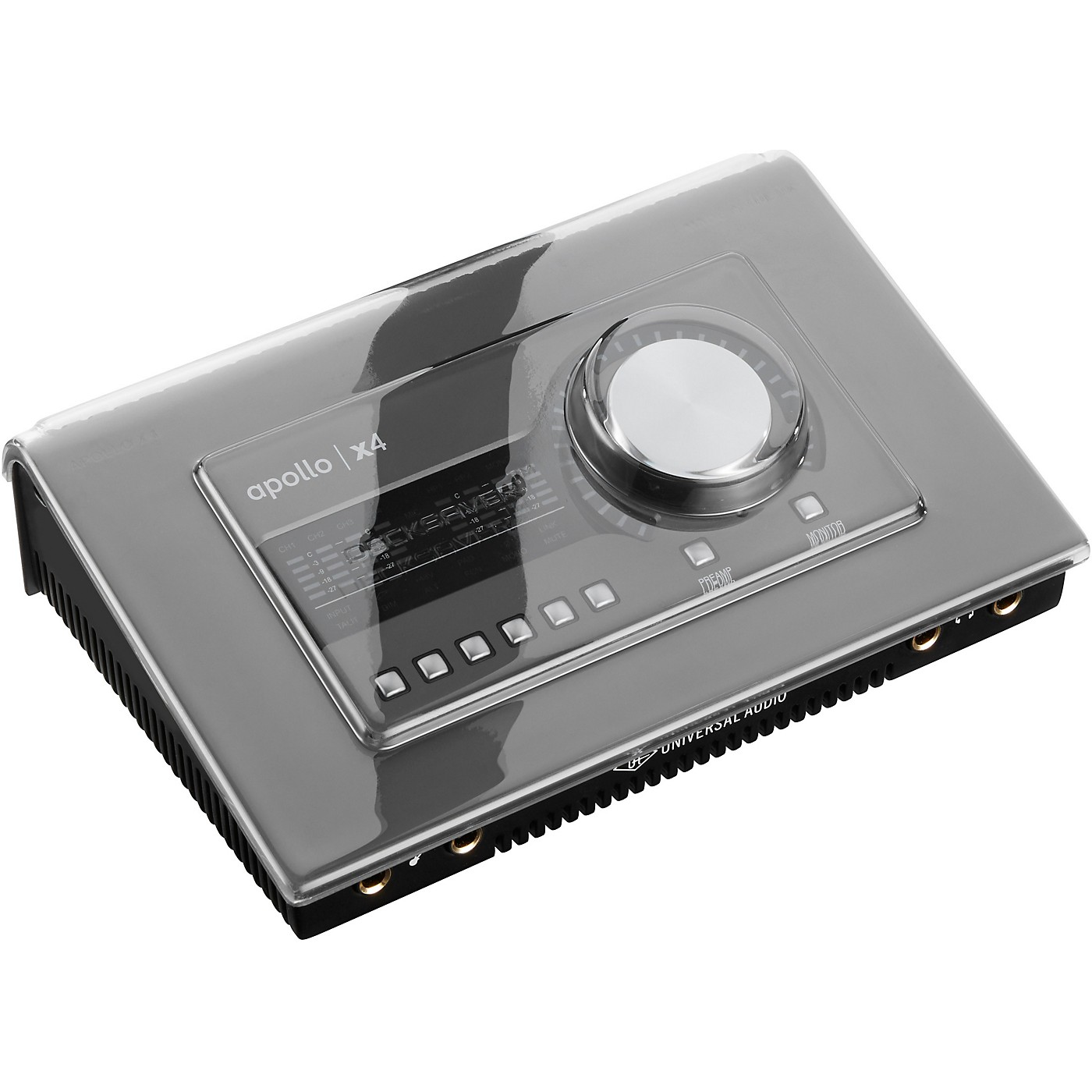 Decksaver Universal Audio Apollo X4 Cover thumbnail