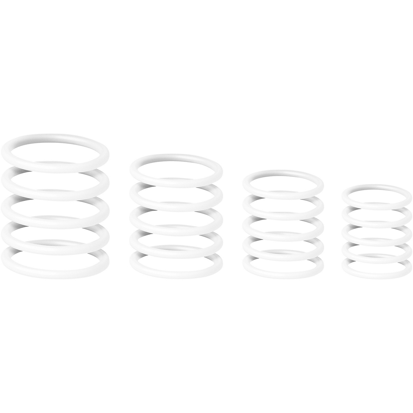Gravity Stands Universal Gravity Ring Pack - Ghost White thumbnail