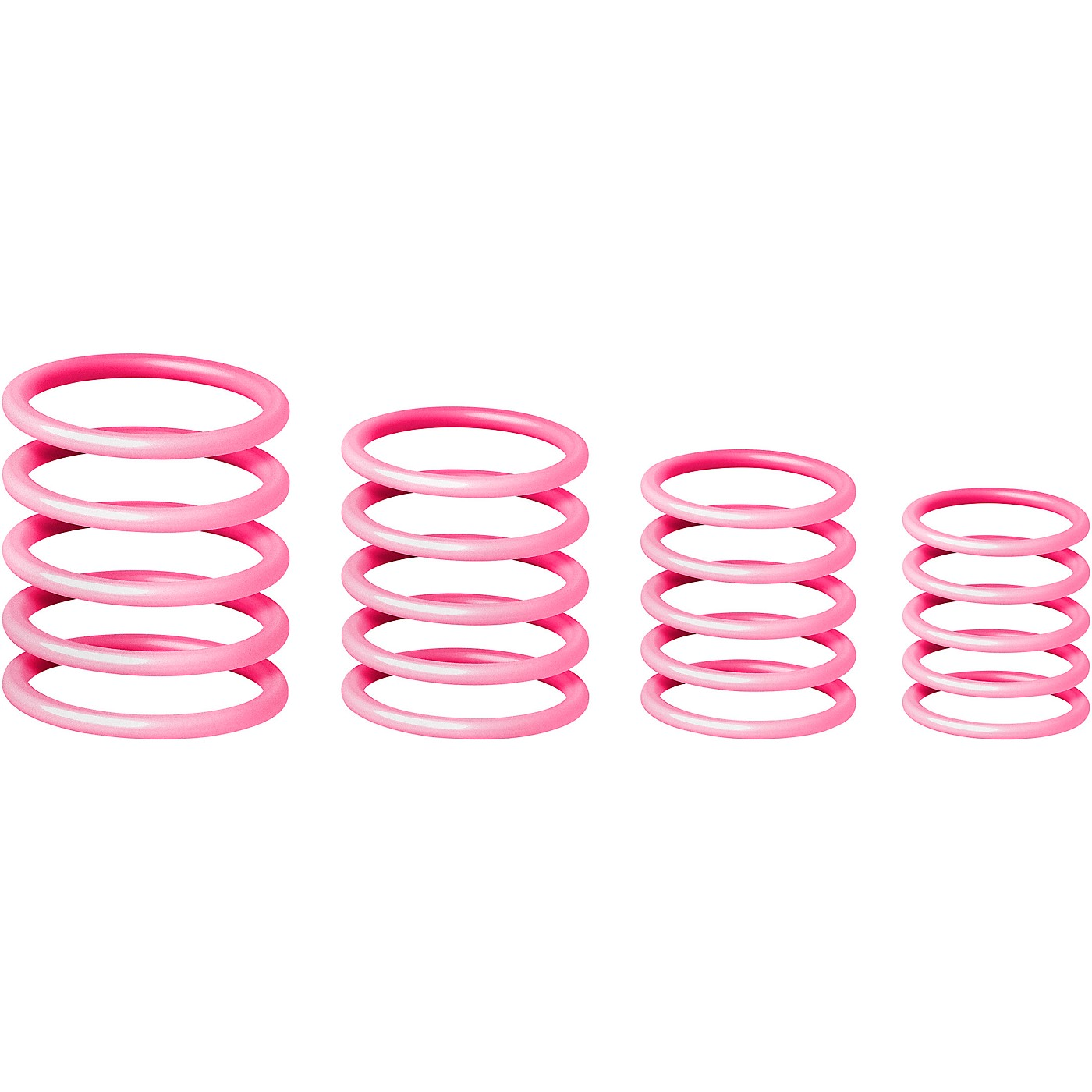 Gravity Stands Universal Gravity Ring Pack - Misty Rose Pink thumbnail