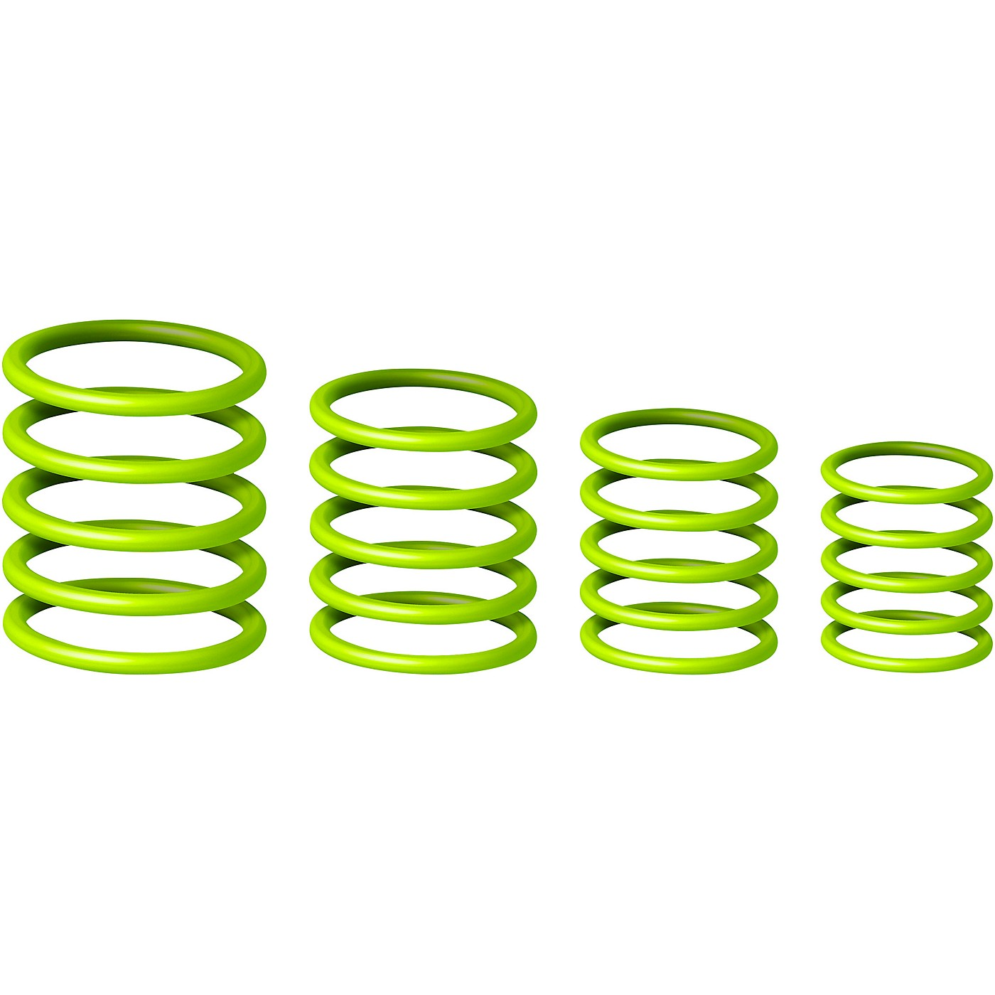 Gravity Stands Universal Gravity Ring Pack - Sheen Green thumbnail