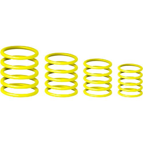 Gravity Stands Universal Gravity Ring Pack - Sunshine Yellow thumbnail