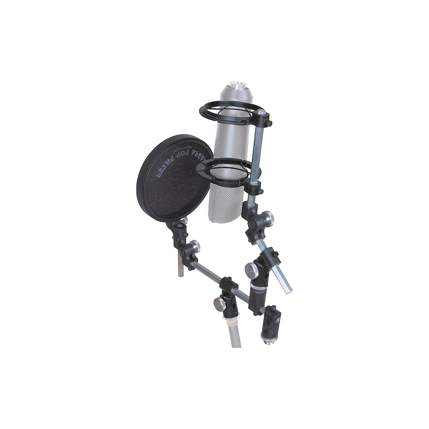 Sabra Som Universal Microphone Shockmount with Pop Filter thumbnail