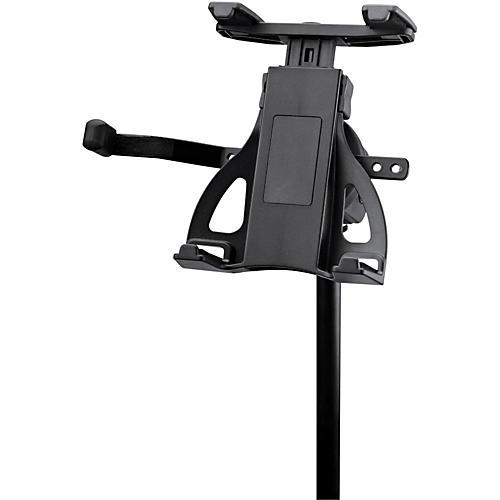 K&M Universal Tablet Holder-Mic Stand Mnt. thumbnail