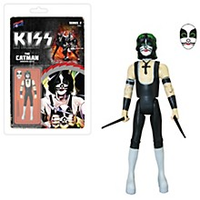 KISS Unmasked The Catman 3 3/4-Inch Action Figure Series 3