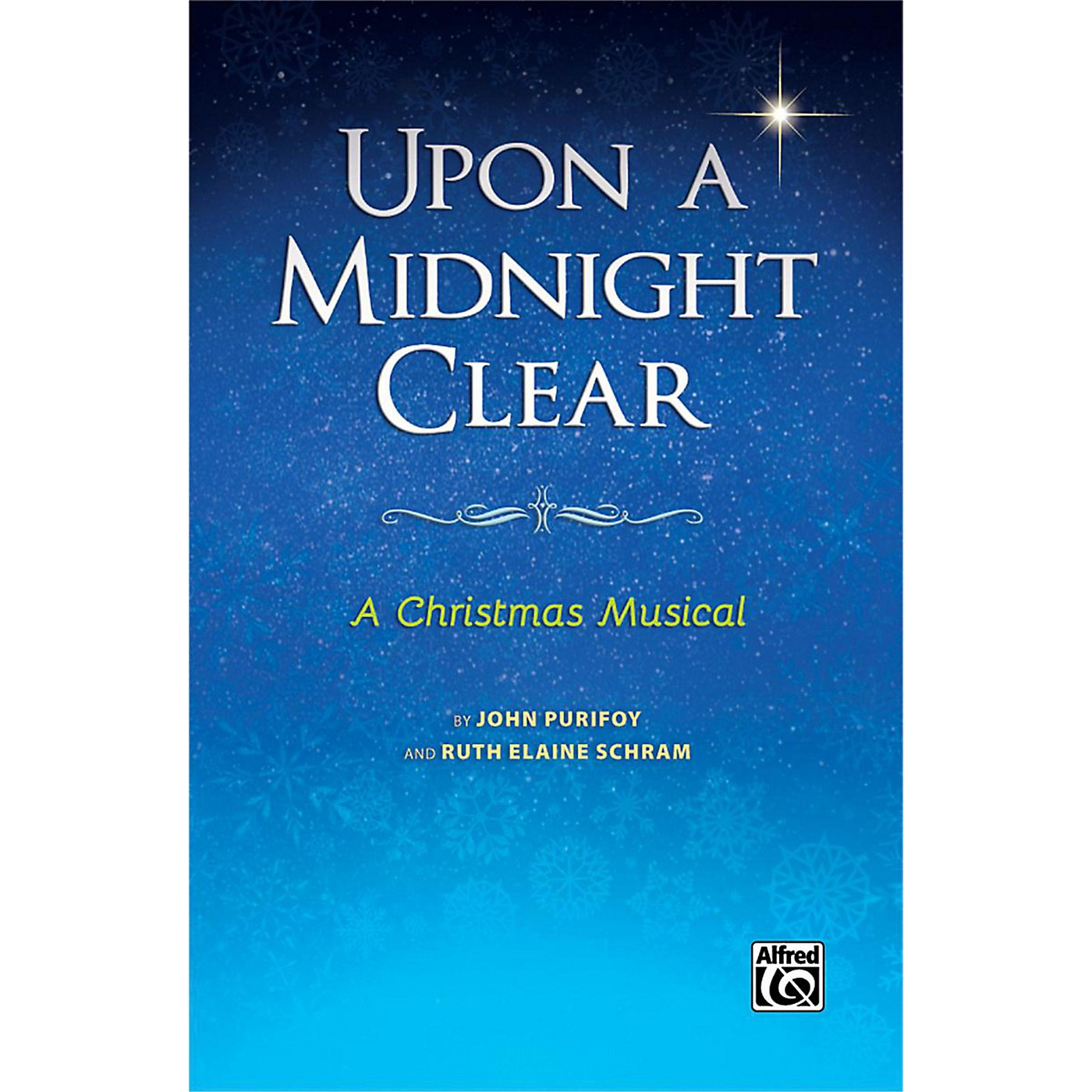 Alfred Upon a Midnight Clear SATB Choral Score thumbnail