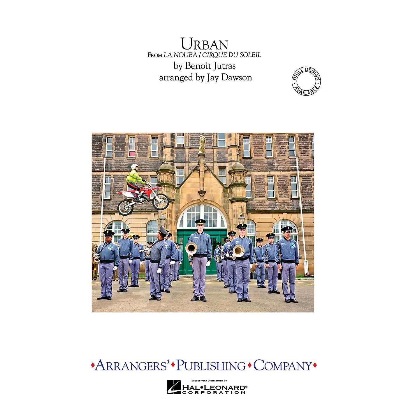 Arrangers Urban Marching Band Level 3 Arranged by Jay Dawson thumbnail
