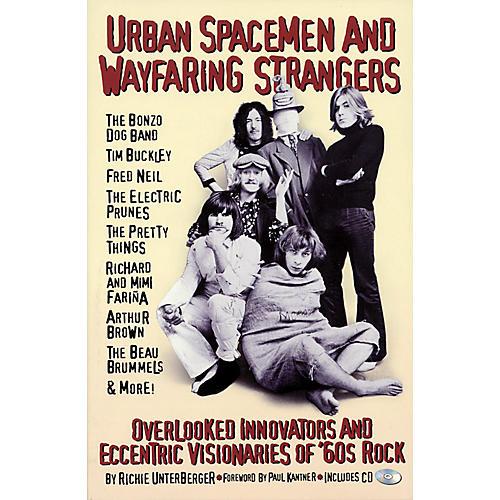 Backbeat Books Urban Spacemen and Wayfaring Strangers Book Series Softcover Written by Richie Unterberger thumbnail