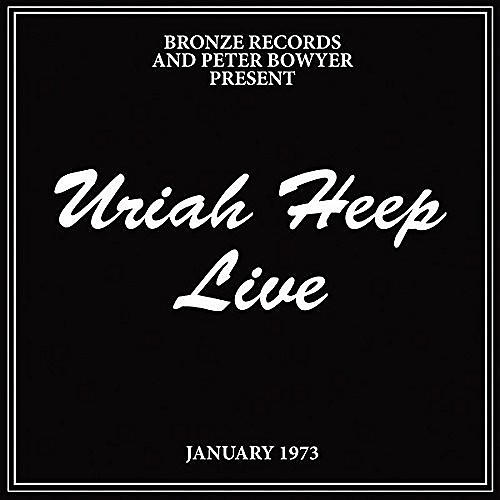 Alliance Uriah Heep - Live thumbnail