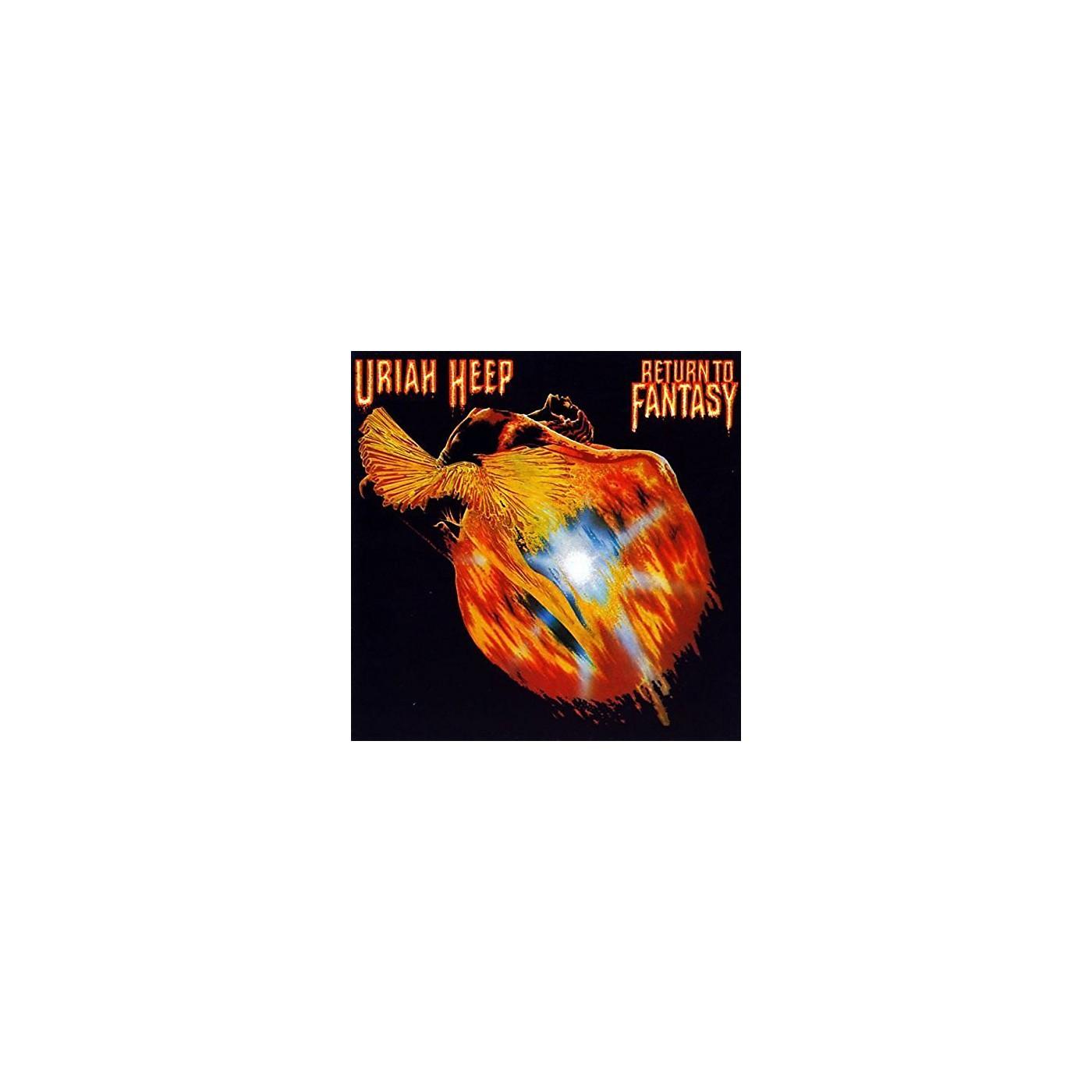 Alliance Uriah Heep - Return to Fantasy thumbnail
