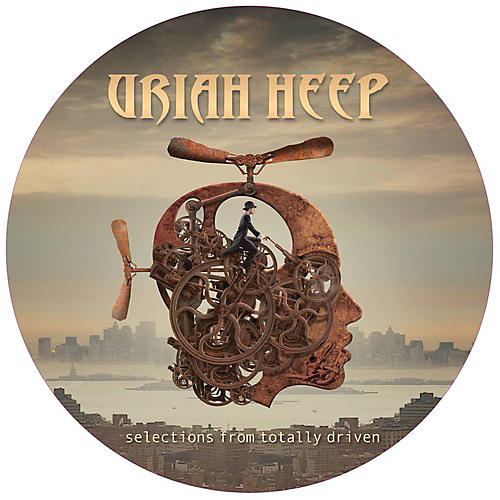 Alliance Uriah Heep - Selections From Totally Driven (Picture Disc) thumbnail
