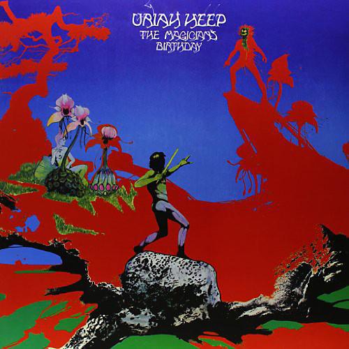 Alliance Uriah Heep - The Magician's Birthday thumbnail