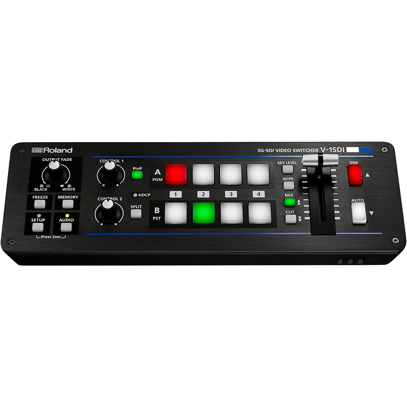 Roland V-1SDI Web Streaming Bundle thumbnail
