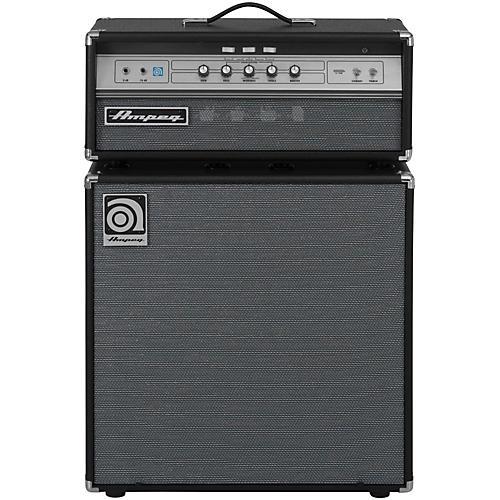 Ampeg V-4B 100W All-Tube Head and SVT-212AV 2x12 Bass Stack thumbnail