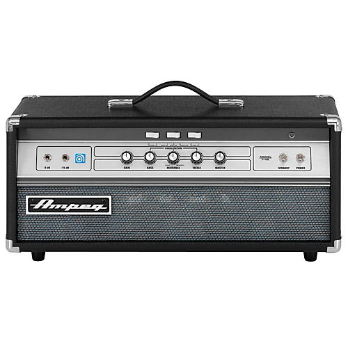Ampeg V-4B All-Tube 100W  Classic Bass Amp Head thumbnail