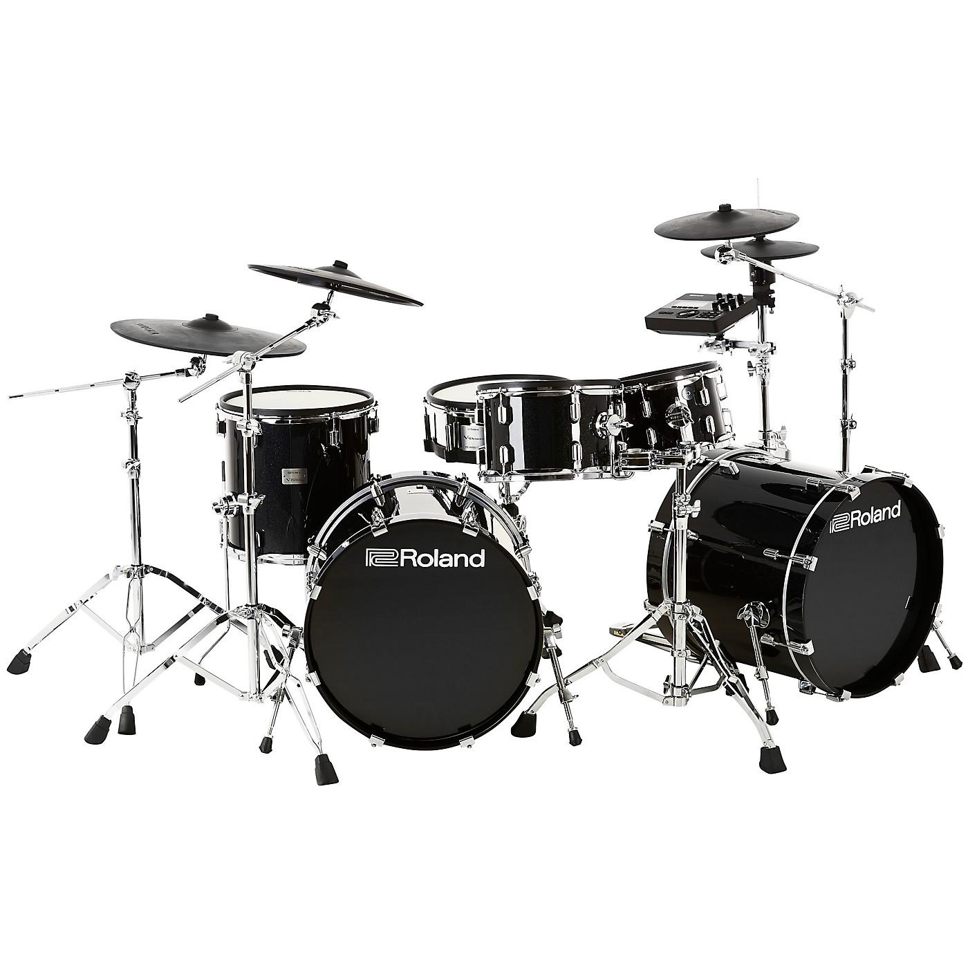 Roland V-Drums Acoustic Design VAD506 Electronic Double Bass Drum Kit thumbnail