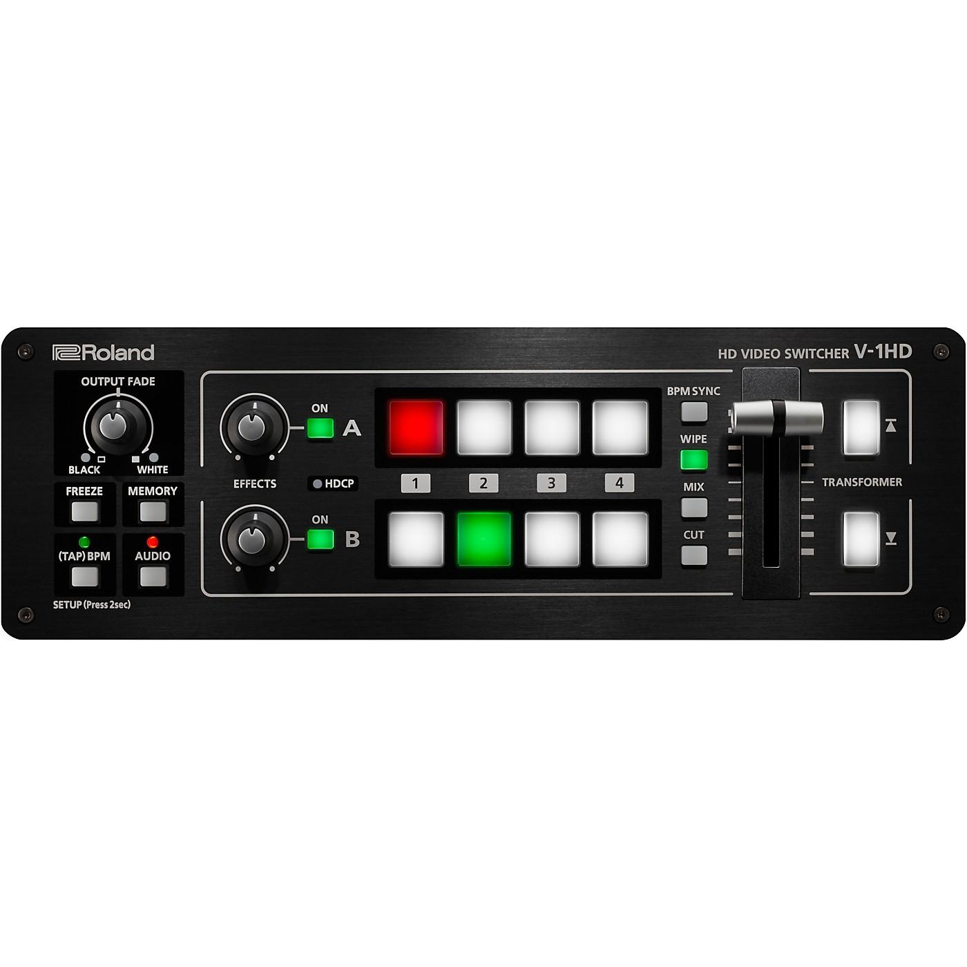 Roland V1-HD HD Video Switcher thumbnail