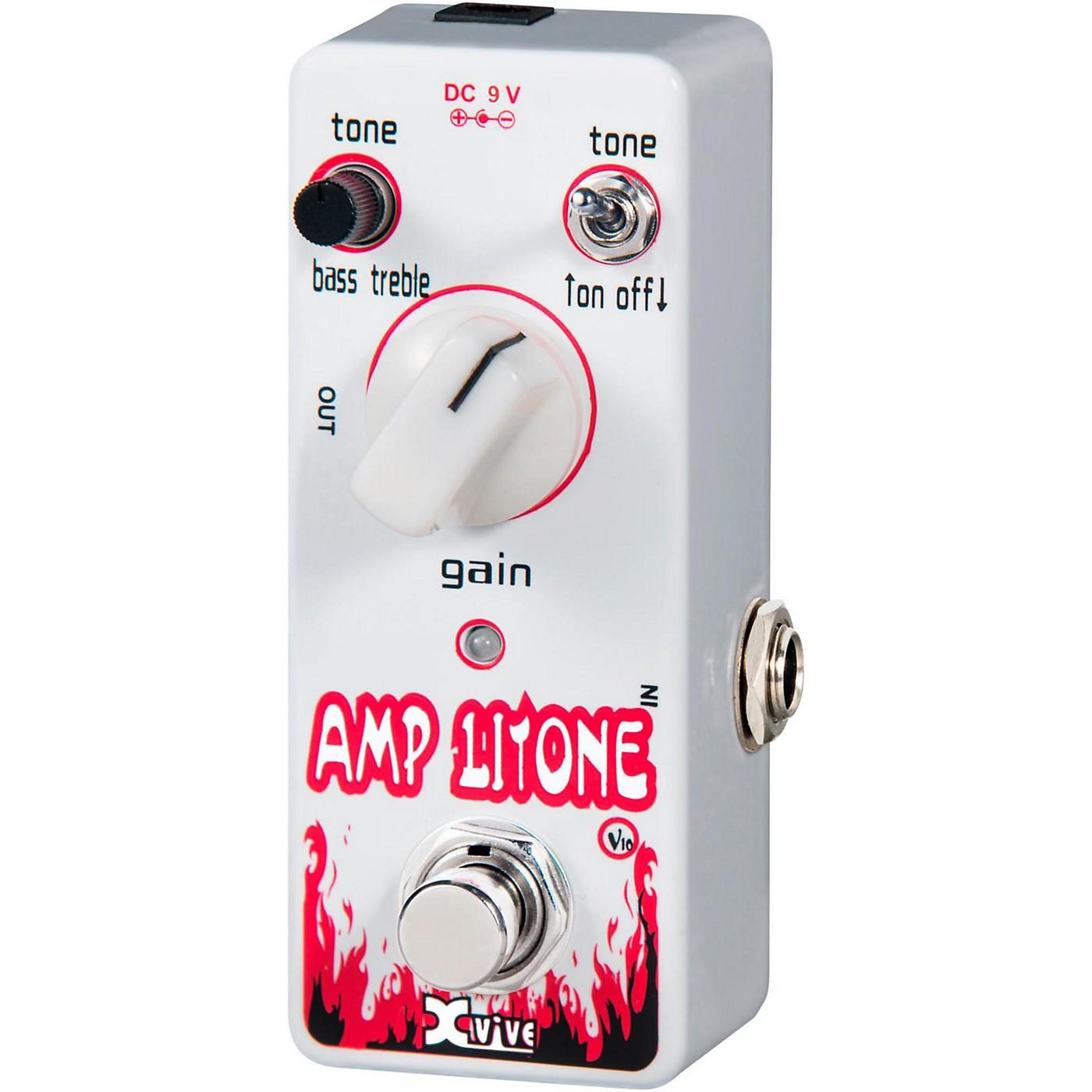 XVive V10 Amplitone Boost Guitar Effects Pedal thumbnail
