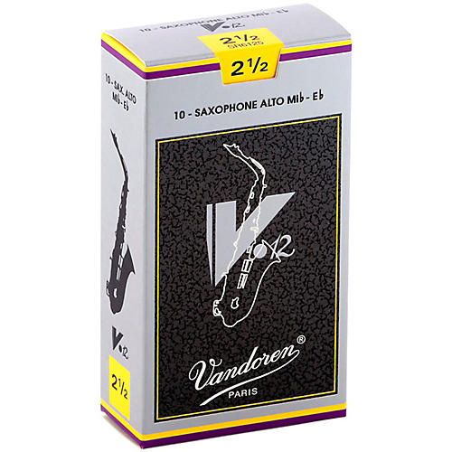 Vandoren V12 Alto Saxophone Reeds thumbnail