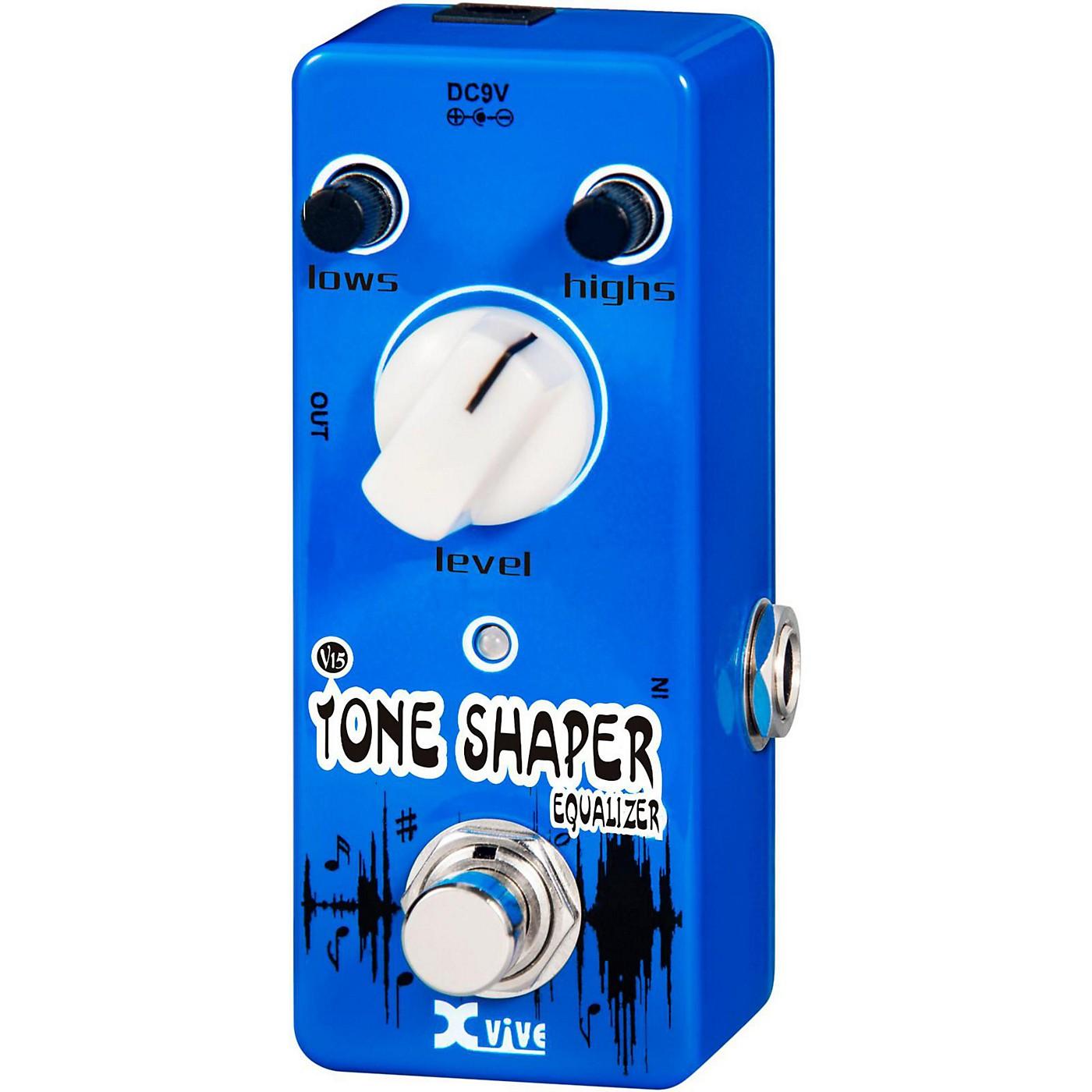XVive V15 Tone Shaper Guitar Effects Pedal thumbnail
