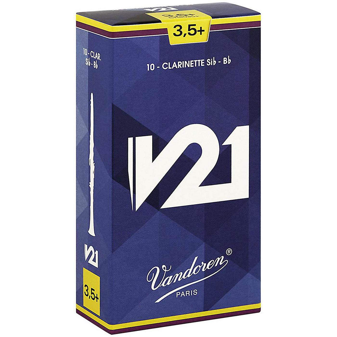 Vandoren V21 Bb Clarinet Reeds thumbnail