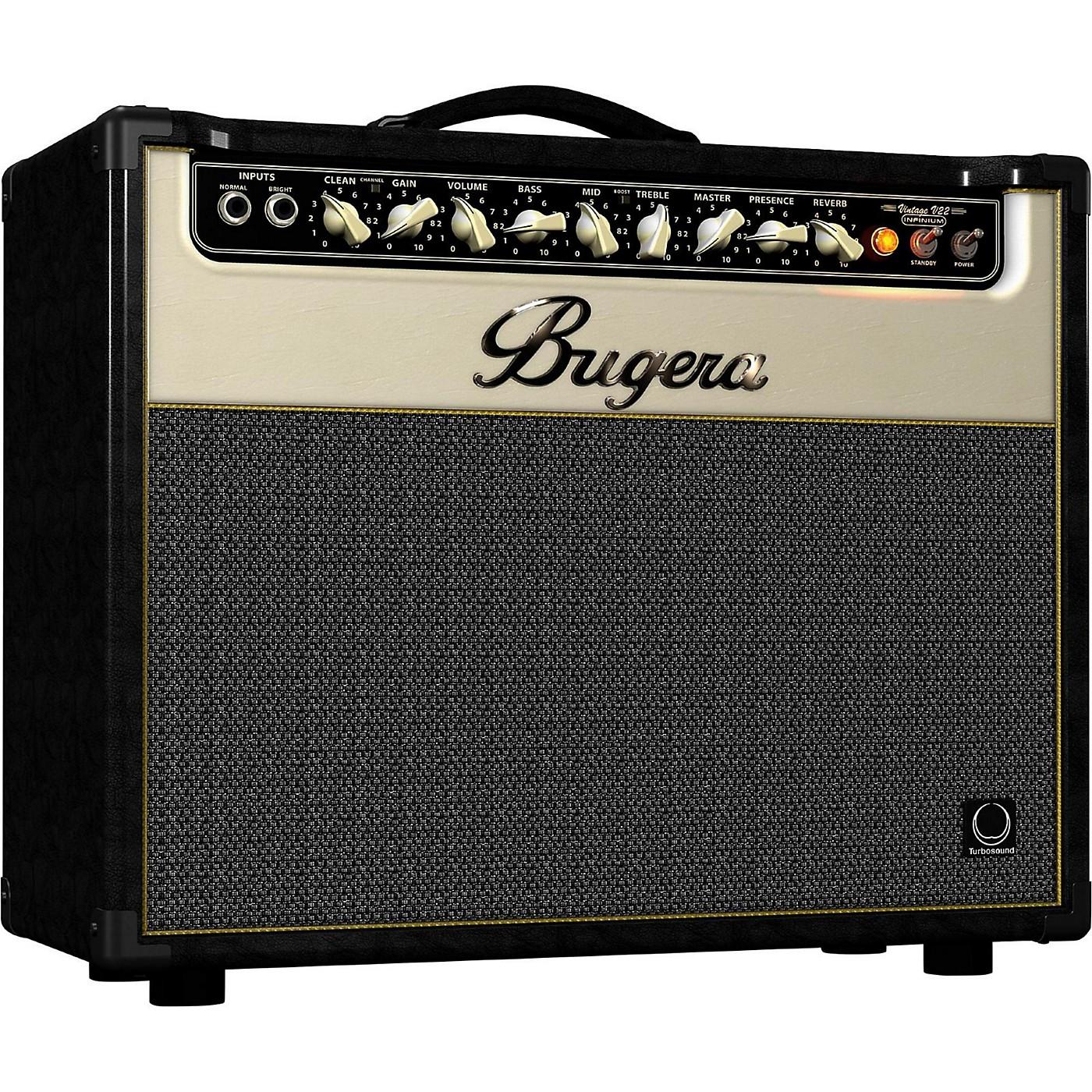 Bugera V22 Infinium 22W 1x12 All Tube Guitar Combo Amp thumbnail