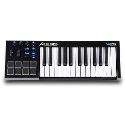 Alesis V25 25 Key Keyboard Controller thumbnail