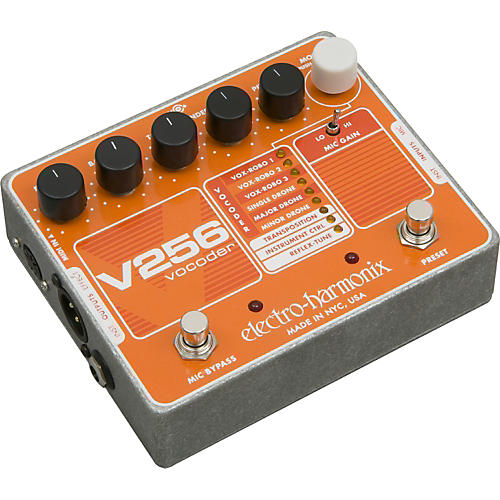 Electro-Harmonix V256 Vocoder Pedal thumbnail