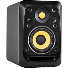 KRK V4 4in Active Studio Monitor with Kevlar Drivers