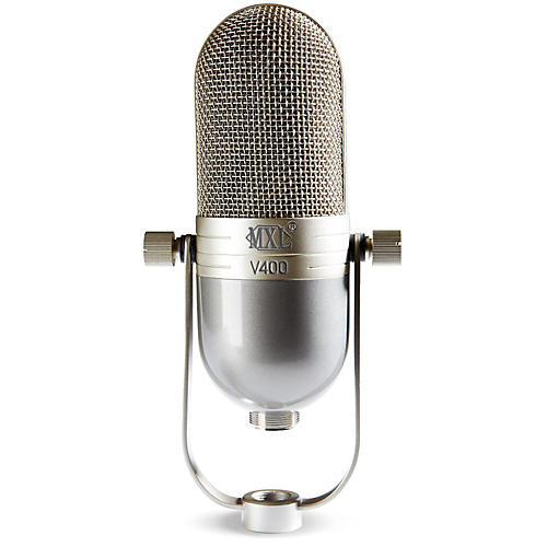 MXL V400 Dynamic Microphone in a Vintage Style Body thumbnail